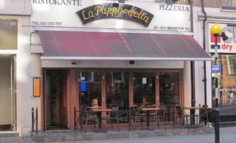 Restaurant La Pappardella - Londra