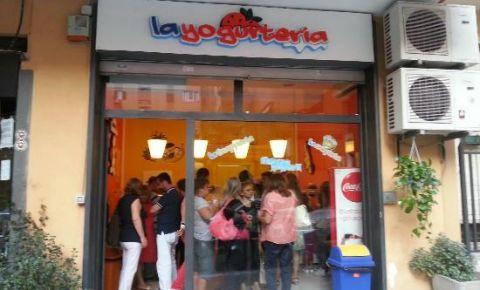 Restaurantul La Yogurteria Vomero