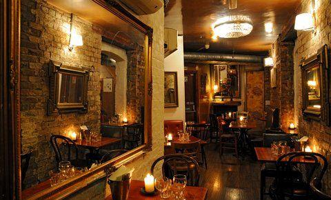 Restaurant Le Garrick Brasserie Restaurant - Londra