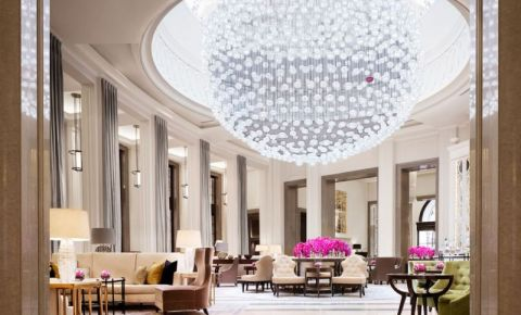 Restaurant Lobby Lounge at Corinthia - Londra