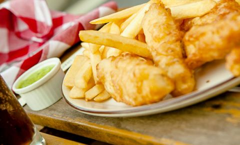 Restaurantul London Fish & Chips