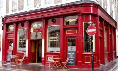 Restaurant Lowlander - Londra