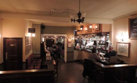 Restaurant Mabels Tavern - Londra