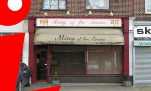 Restaurantul Ming of the Avenue