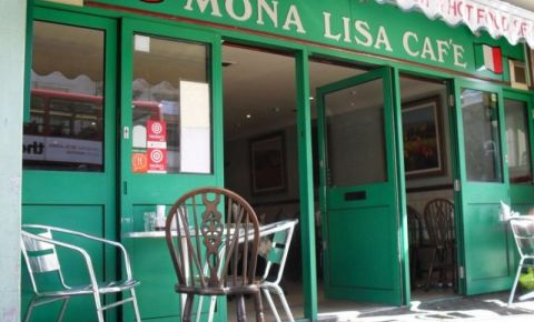 Restaurant Mona Lisa Cafe & Restaurant - Londra