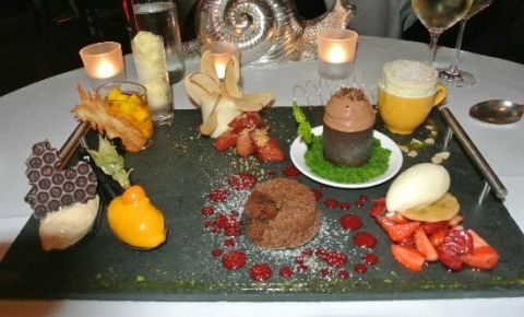 Restaurantul Mosimann's Club
