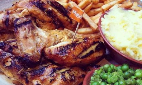 Restaurantul Nando's - Notting Hill