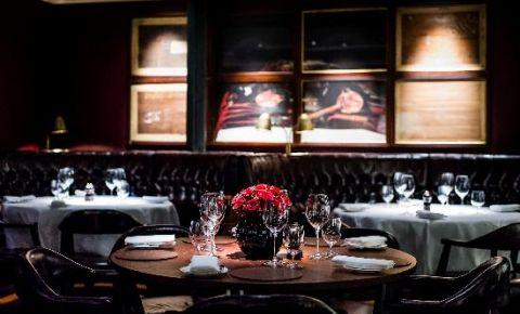 Restaurant New Street Grill - Londra