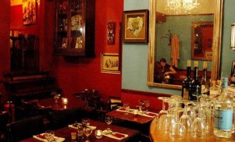 Restaurantul Numidie Bistro