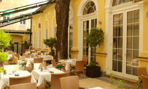 Restaurantul Oasia