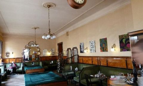 Restaurantul ORF Kulturcafe