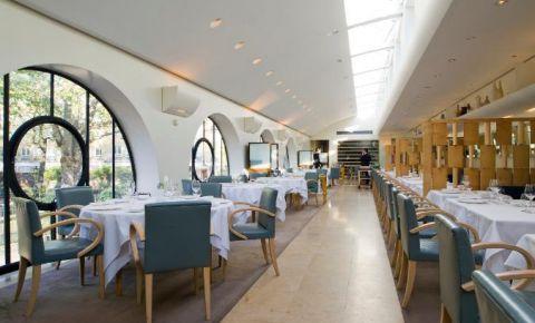 Restaurant Orrery - Londra