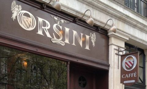 Restaurant Orsini Ristorante Bar Caffe - Londra