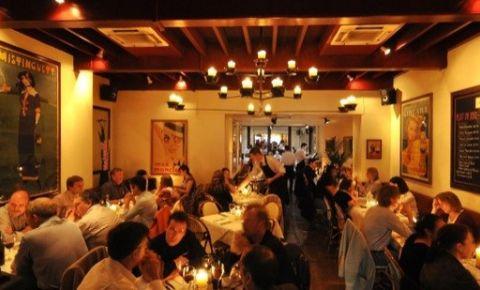 Restaurant Palm Court Brasserie - Londra