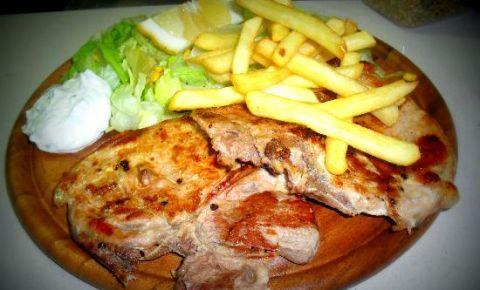 Restaurant Parakalo - Napoli