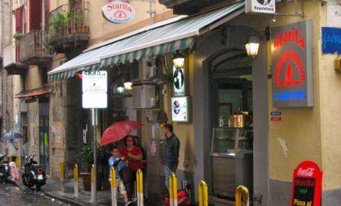 Restaurantul pizzeria starita