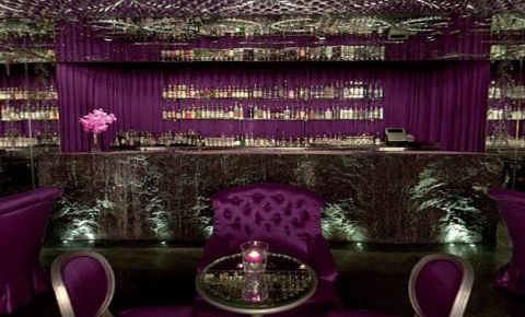 Restaurantul Purple Bar at Sanderson