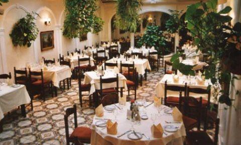 Restaurantul Rebato's