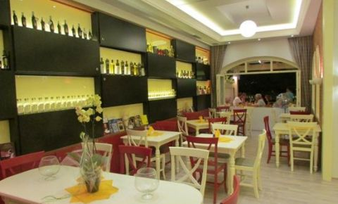 Restaurant Rhodos - Viena