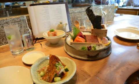 Restaurant Roka - Londra