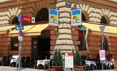 Restaurantul Salud
