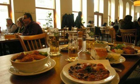 Restaurantul Schone Perle
