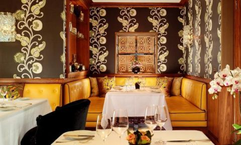 Restaurant Seven Park Place - Londra