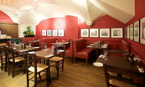 Restaurant Spaghetti House- Knightsbridge - Londra