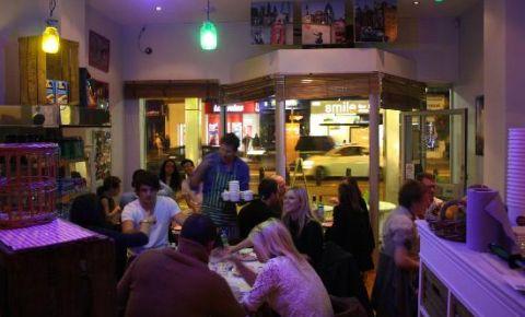Restaurant Street Eats - Londra