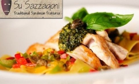 Restaurantul Su Sazzagoni