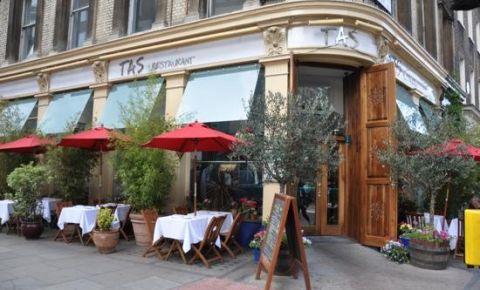 Restaurantul Tas Bloomsbury