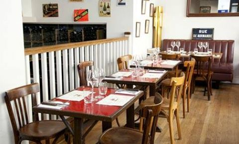 Restaurantul Terroirs
