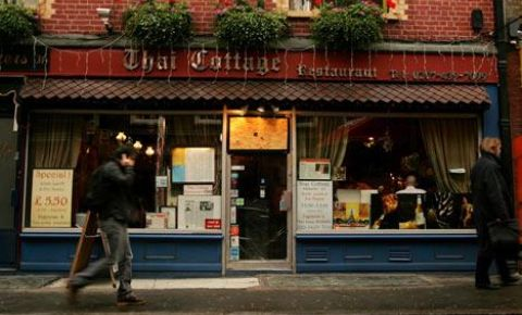 Restaurant Thai Cottage - Londra