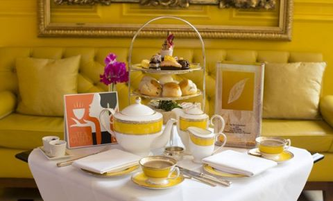 Restaurant The Goring - Afternoon Tea - Londra
