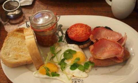 Restaurant The GrEAT British - Londra