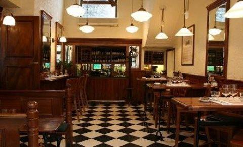 Restaurantul The Quality Chop House