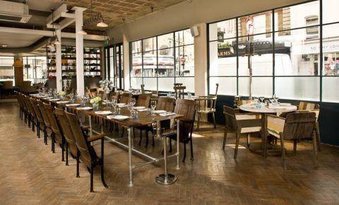 Restaurant The Riding House Cafe - Londra