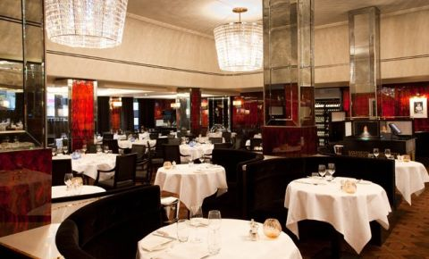 Restaurantul The Savoy Grill
