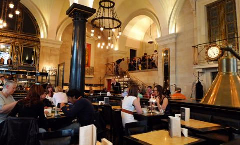 Restaurant The Wolseley - Londra