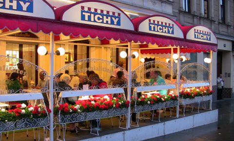 Restaurant Tichy - Viena