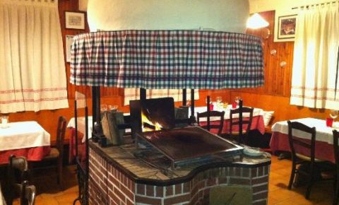 Restaurantul Trattoria alla Casa Rossa