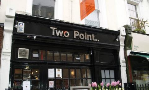 Restaurant Two Point - Londra