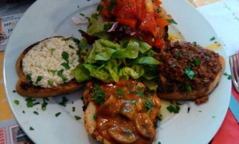 Restaurantul Uffizzi