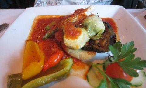Restaurantul Villa Moura
