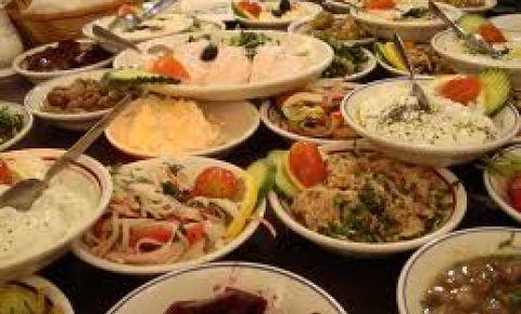 Restaurantul Vrisaki