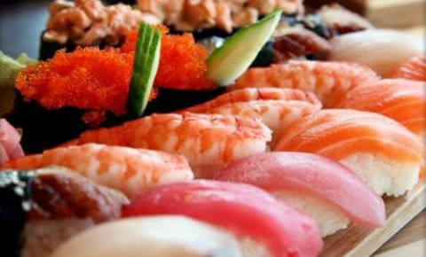 Restaurant Wasabi Go - Napoli