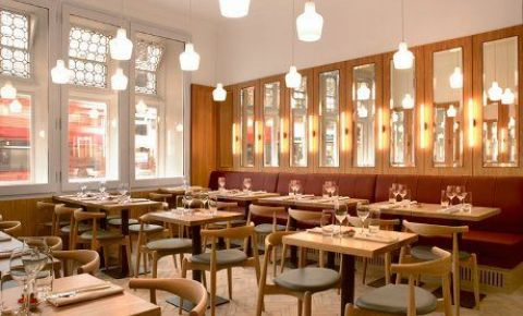 Restaurant Whitechapel Gallery Dining Room - Londra