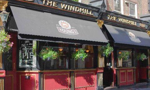 Restaurant Windmill - Londra