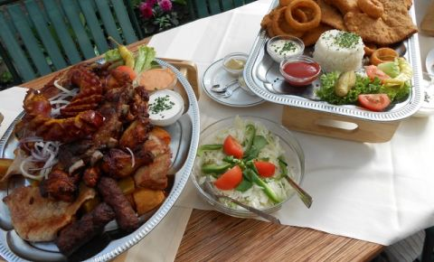 Restaurantul XXL Brunner Stadl