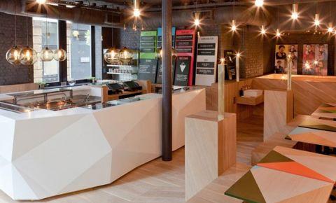 Restaurant Yoobi - Londra